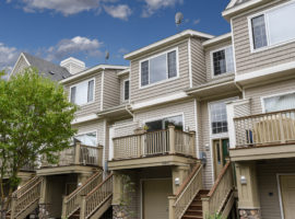 Fully Furnished Plymouth Townhome for Lease